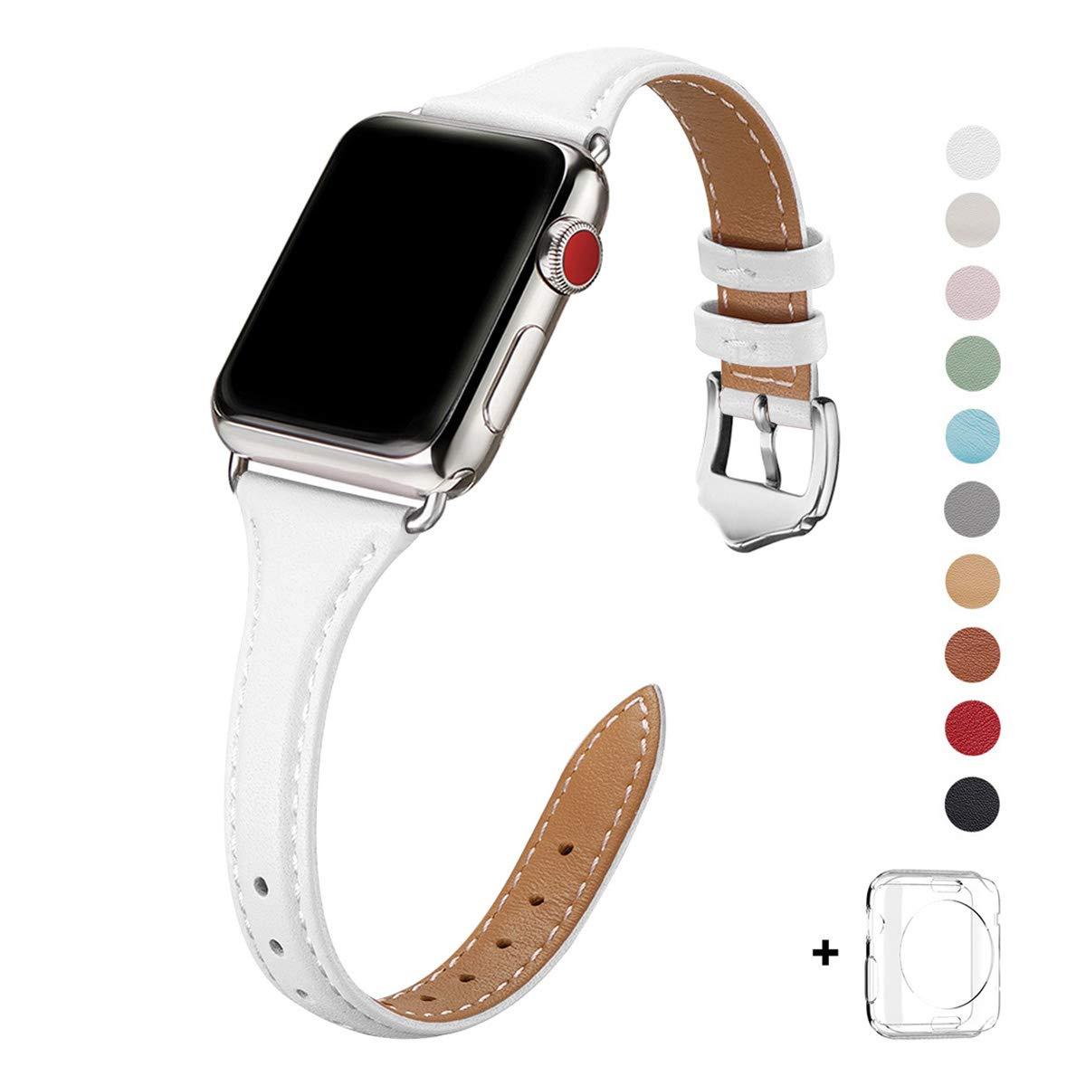 Malla Cuero para Apple Watch (42/44mm) WFEAGL [7W75NC3X]