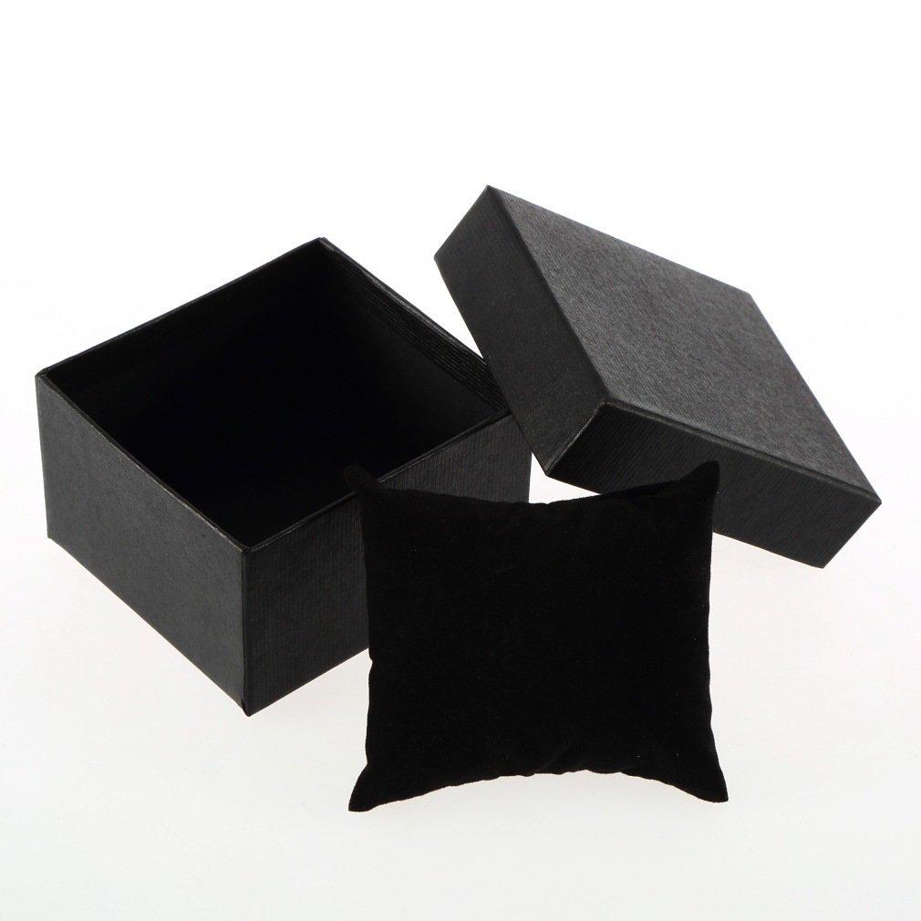 GUOYIHUA 1pcs Gift Case,Durable Bracelet Bangle Jewelry Watch Box Present Storage Box