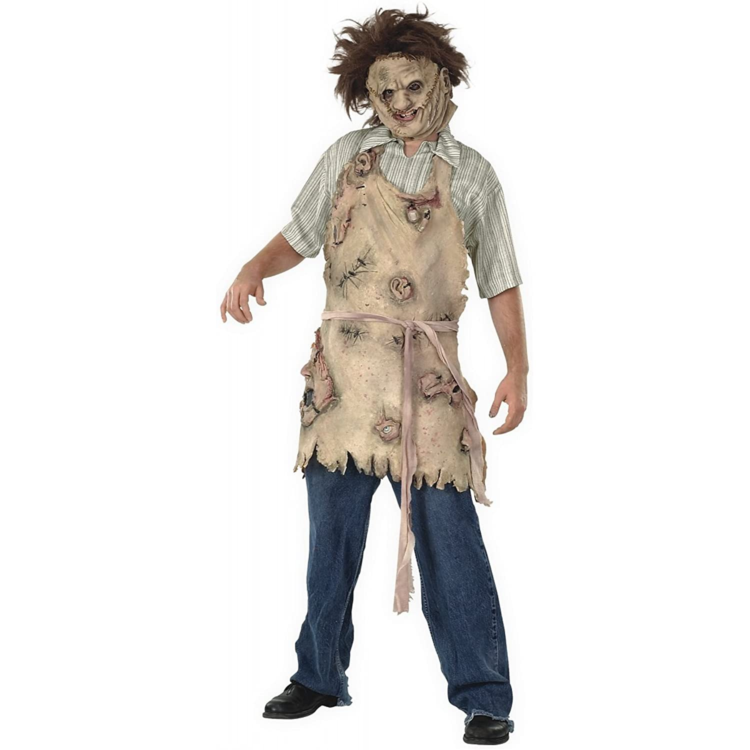 com leatherface a of souls costume accessory clothing