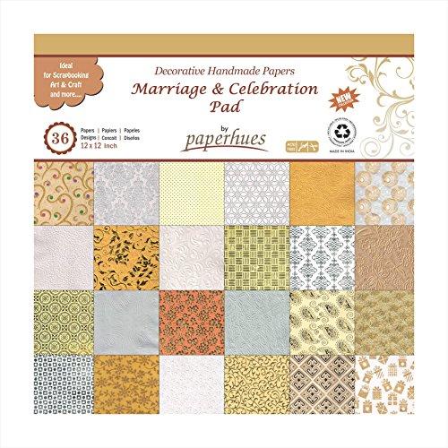 Paperhues Wedding Scrapbook Paper 12x12