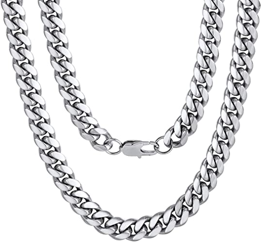 collier homme photo