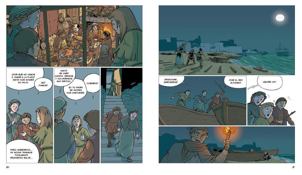 La catedral del mar: El cómic basado en el best seller Random ...