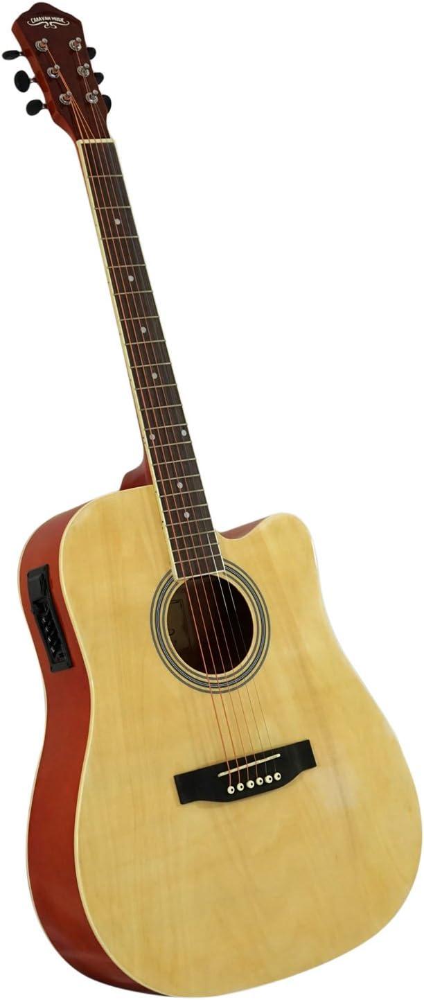 Caravan Music By ACAN Doo – Guitarra electroacústica con pastilla ...