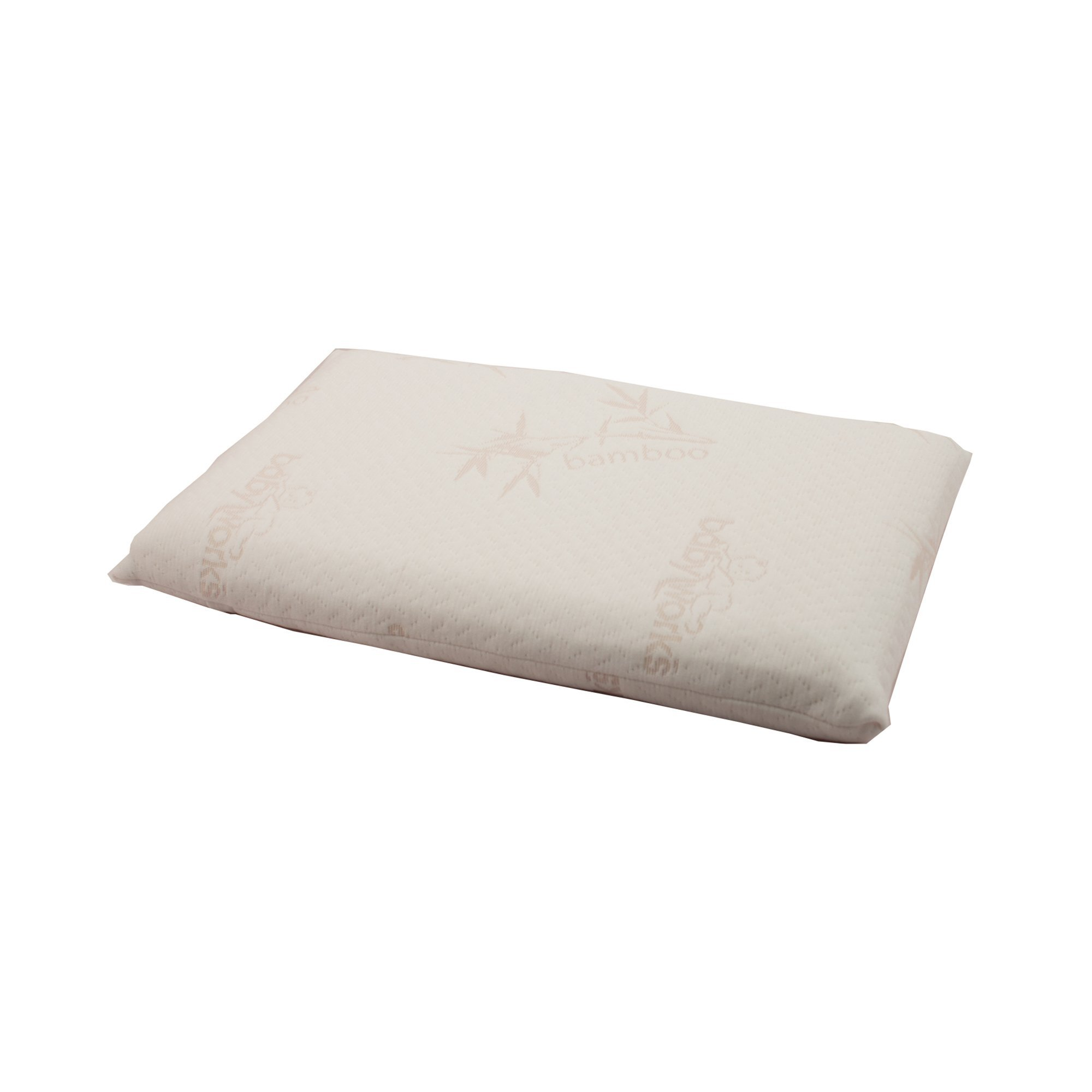 Beanbone Baby Works Toddler Pillow With Bamboo Pillowcase