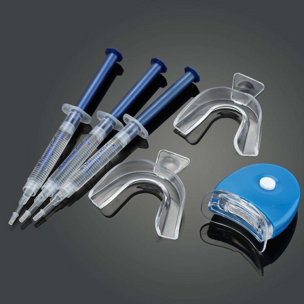 Tiangtech 自宅で歯のホワイトニングのシステムを使用して |美しい笑顔のためのキットを白くするプロのカルバミド過酸化物歯