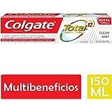 Pasta Dental Colgate Total Clean Mint Multibeneficios 150 ML