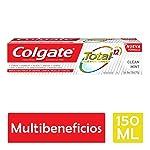 Colgate Pasta Dental Colgate Total 12 Clean Mint 150ml, color, 150 ml, pack of/paquete de