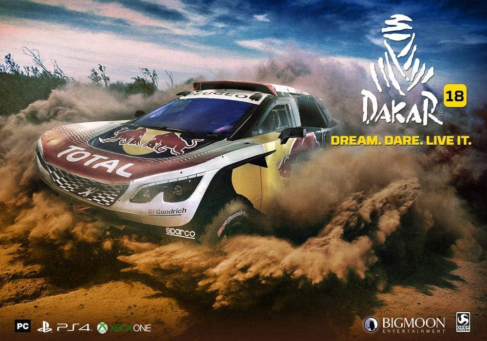 Dakar 18 [Importación francesa]: Amazon.es: Videojuegos