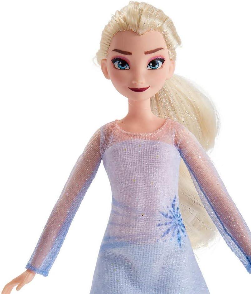 Amazon.es: Frozen 2 - Muñecos Elsa Y Nokk (Hasbro E5516EU4 ...