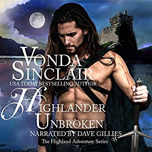 Highlander Unbroken Audiobook