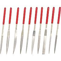 10 limas de aguja de 4 x 160