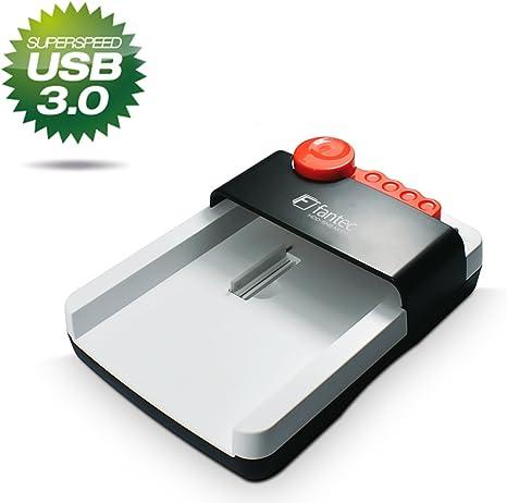 Fantec HDD-Sneaker - Base de conexión para discos duros de 6,35 cm ...