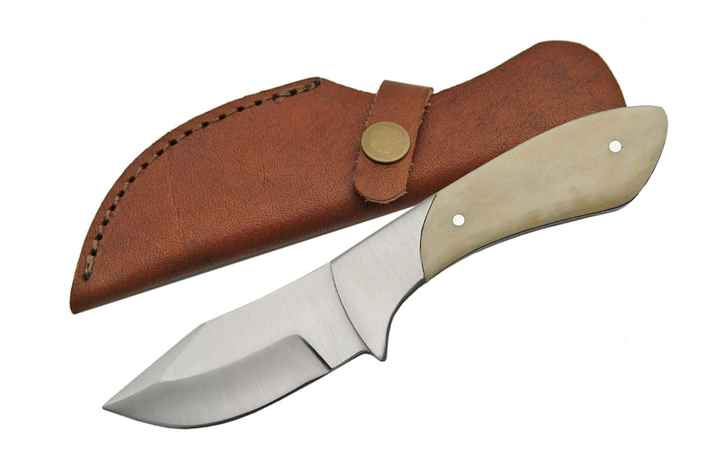 SZCO Supplies Bone Skinner Knife