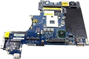Dell Latitude E6410 Intel QM57 Chipset Socket G1 DDR3 SDRAM 2 Memory Slots Motherboard 8885V 08885V CN-08885V
