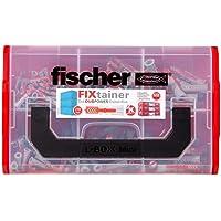 fischer Fixtainer DUOPOWER, Power & Slimme plugbox met 210 DUOPOWER pluggen (120 stk. 6 x 30, 60 stk. 8 x 40, 30 stuks…