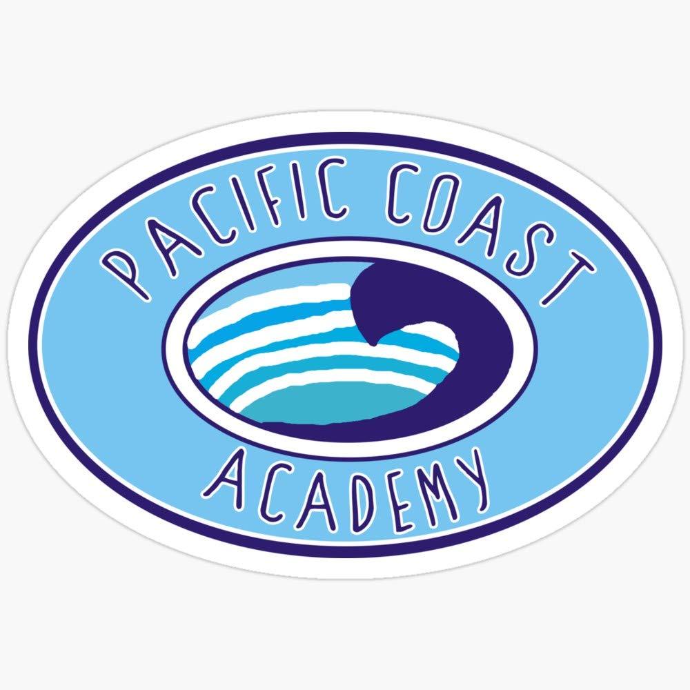 Amazon Com Deangelo Pacific Coast Academy Zoey 101 Stickers