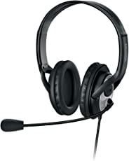 Fone Com Microfone Usb Preto Microsoft - JUG00013
