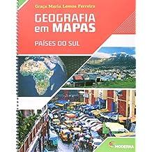 Geografia em Mapas. Países do Sul