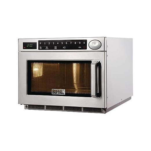 Buffalo gk641 comercial apta para microondas, 1500 W: Amazon.es ...
