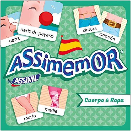 Assimemor Cuerpo & Ropa Cartonné – 22 septembre 2016 Collectif Assimil 2700590481 Età: a partire dai 5 anni