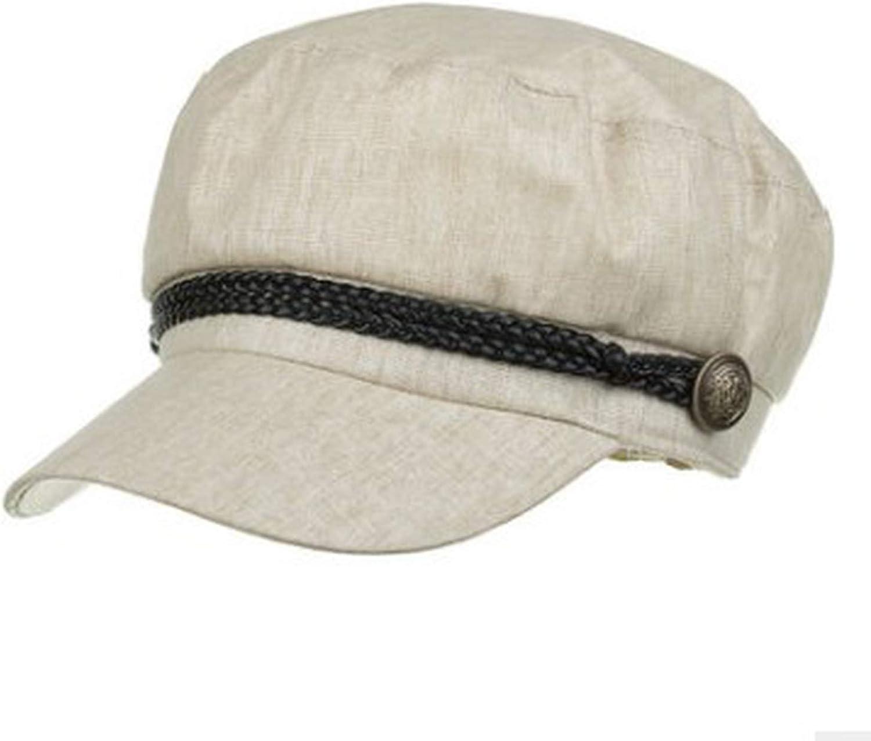 Women Hat Thin Retro...
