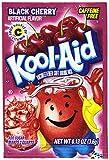 100 Lot Black Cherry Kool Aid packets makes 200 quarts