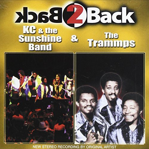 Back 2 Back by K.C. & The Sunshine Band (2004-03-02)