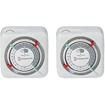 Amazon com: Timers Plastic Tripper F/P Series (PK of 2 Red&