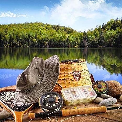 100 UNIDS Tama/ño # 8# 10 Ganchos Negros Trucha de Color M/últiples Moscas de Pesca Scud Camarones Scud Cezch Pesca con Mosca Ninfas de Mosca Ganchos LMEIQUN Color : 1 Box, Size : 8