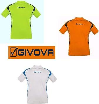 TALLA S. givova Running Shirt Camiseta, Unisex Adulto