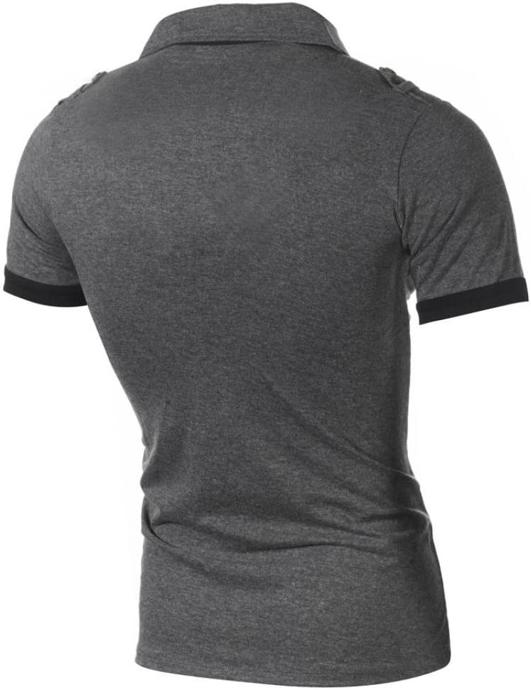 Camisas de Hombre Camisetas Hombre Originales Verano Casual de ...