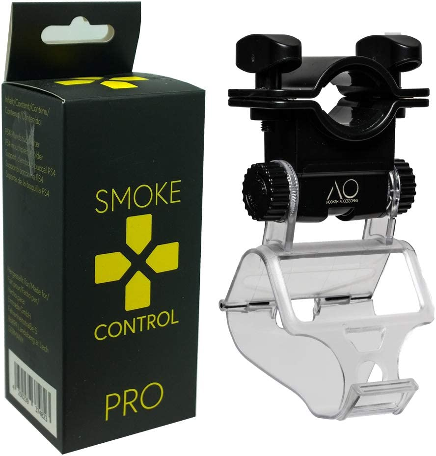 AO Hookah SmokeControl Pro Cachimba soporte de la boquilla en el PS4 mando Controller Joystick [playstation_4]