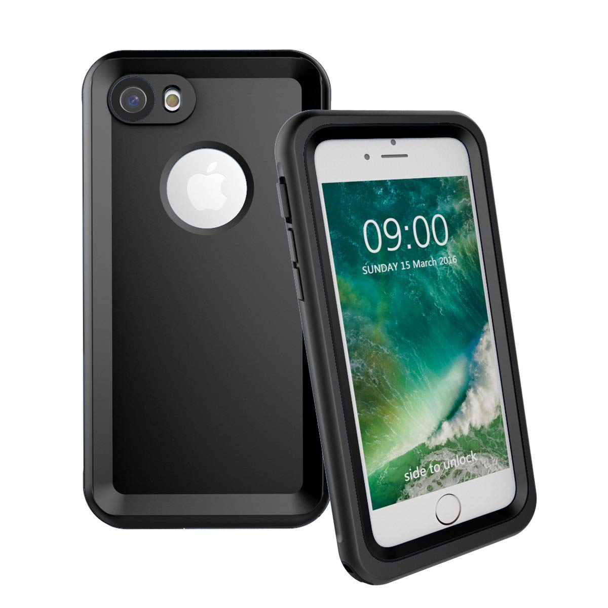 Amazon promo codes for Waterproof Case for iPhone 8