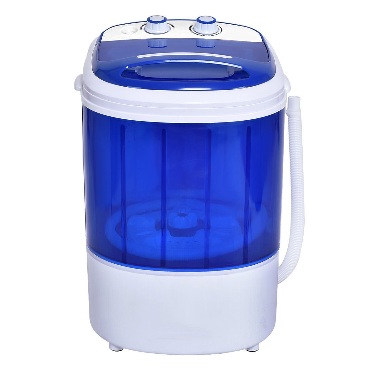 Item Valley Small Mini Portable Compact Washer Washing Machine 6.6lbs Capacity