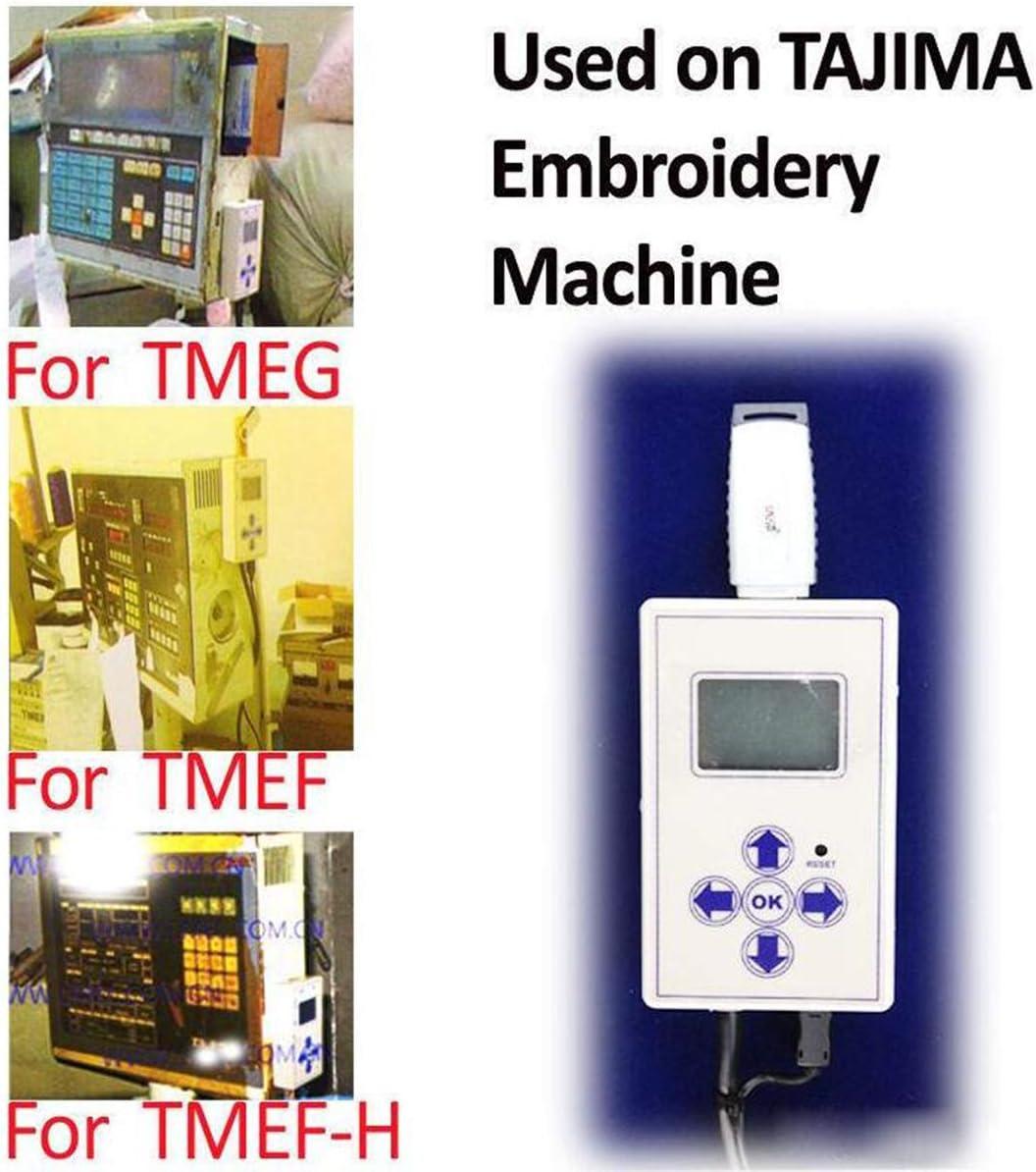 TMEF TMEX CKPSMS brand TME-DC 1SET #KP-BS-T-113 USB READER fit for Tajima embroidery machine TMFX TMEG TMEF-H