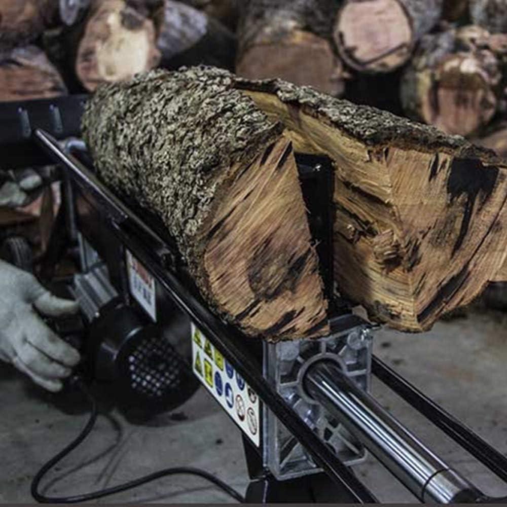 SunMax Electric Log Splitter 7.5-Ton