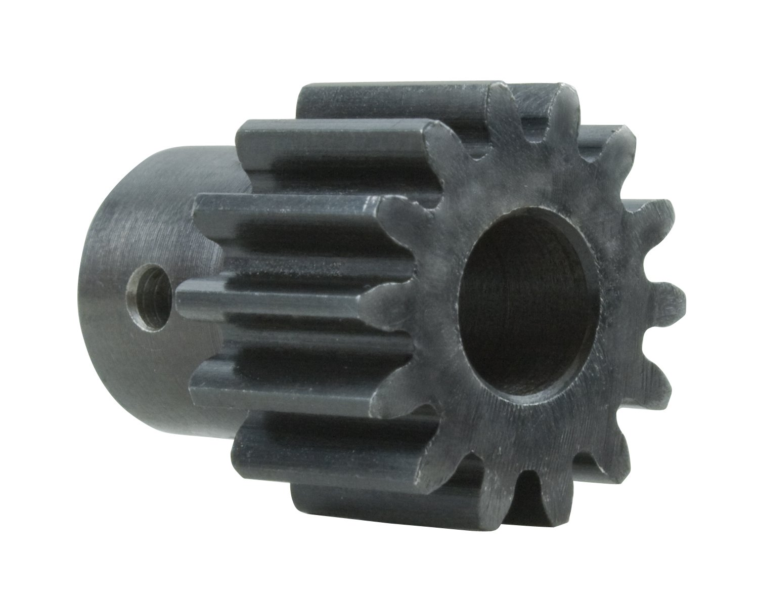 Martin S2028BS 3 8 Spur Gear 14.5° Pressure Angle High Carbon Steel Inch 20 Pitch 3 8 Bore 1.5 OD 0.375 Face Width 28 Teeth
