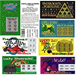 Fake Lottery Tickets- Set of 6-Each ticket a FAKE WINNER!
