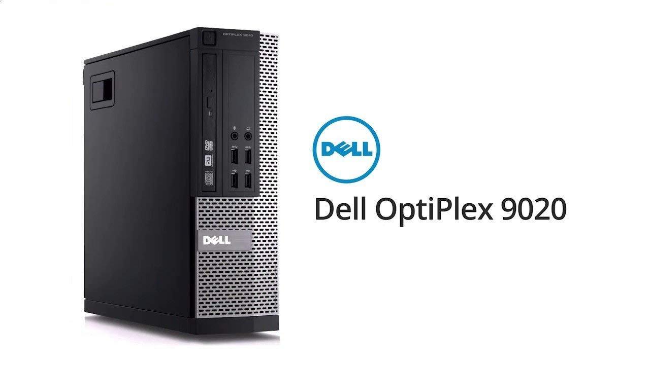 Dell Optiplex 9020 SFF i7-4770 3.40GHz 16GB Ram 240GB SSD Renewed 500GB DVDRW Windows 10 Pro
