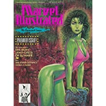MARVEL ILLUSTRATED - THE SWIMSUIT ISSUE (Premier Issue. The Boys and Girls of Summer. The Super Olympics Down Under. 1991. Volume 1, No. 1)