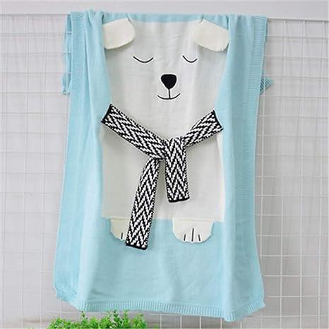 KXIN Cubierta del Bebé Saco De Dormir, Mantas De Color Blanco con Forma De Oído