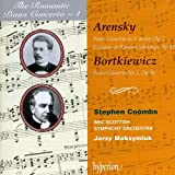 Arensky: Piano Concerto in F Minor / Bortkiewicz: Piano Concerto No. 1