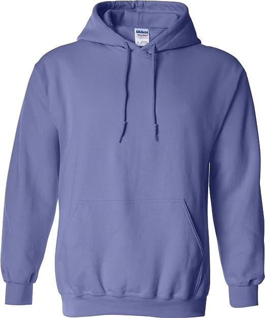 dd42e04342f GILDAN Mens Big-Tall Heavy Blend Fleece Hooded Sweatshirt G18500 ...