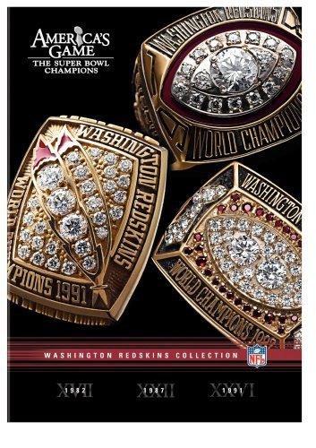 Washington Redskins: NFL America's Game [DVD] [Region 1] [US Import] [NTSC] (Washington Redskins Dvd)