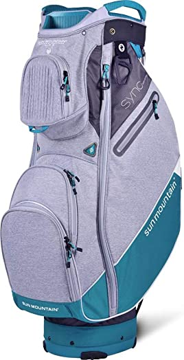 Sun Mountain Ladies Sync Cart Bag