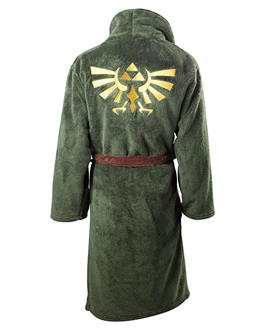 The Legend of Zelda - Pijama - para Hombre Verde Verde Oliva