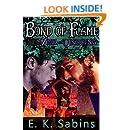 Bond of Flame: Romantic Menage Erotica (Veil of Undoing Book 3)