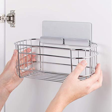 mDesign AFFIXX Estantes de Cocina para lavavajillas 5d29db6e90ed