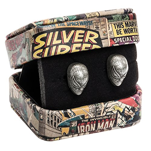 Spiderman - Character Cufflink Set