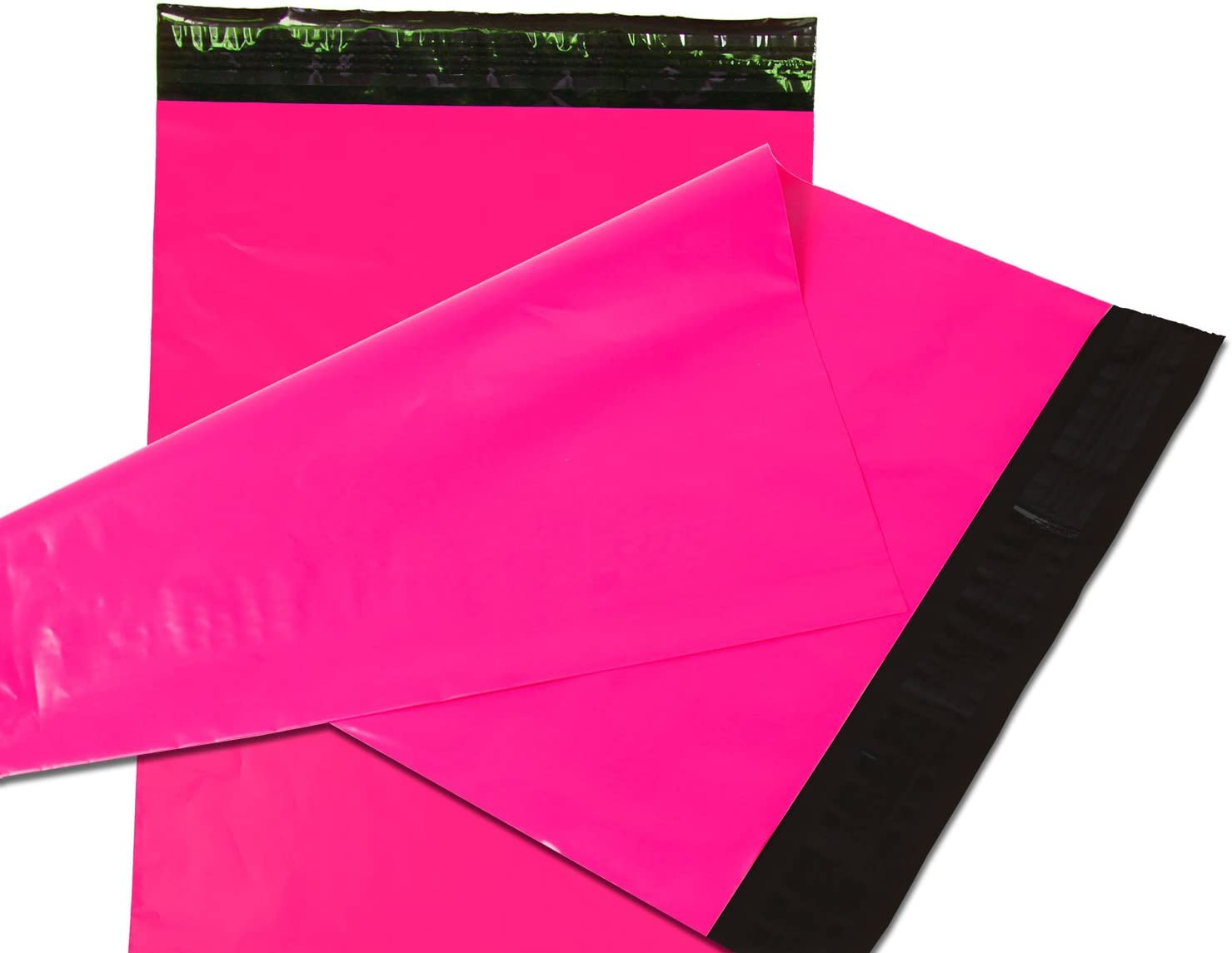 ProLine 7.5x10.5 Purple Poly Mailer Envelopes Shipping Bags with Self Adhesive Waterproof and Tear-Proof Postal Bags 500